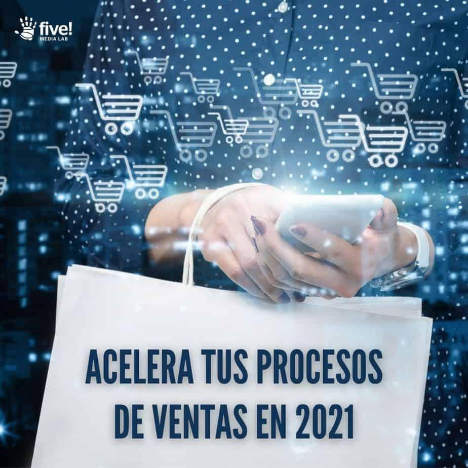 acelerar procesos ventas