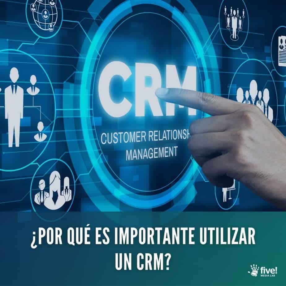 Importancia del CRM