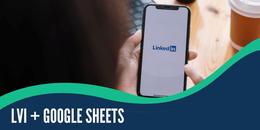 ¿cómo Funciona La Integración De Lvi Con Google Sheets?