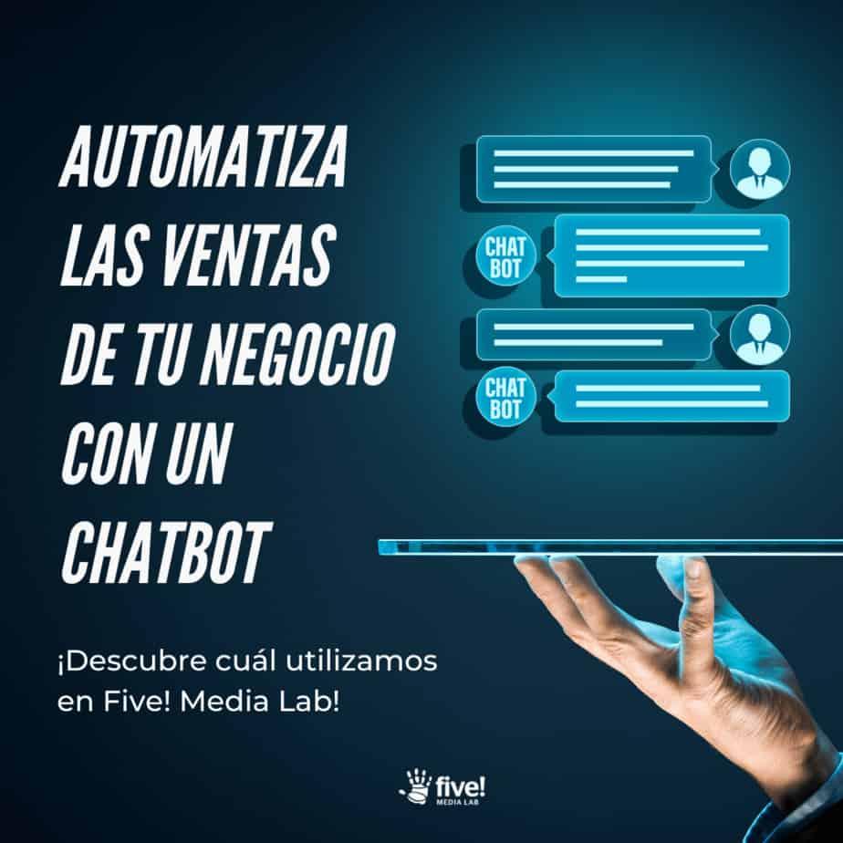 ventajas de utilizar un chatbot